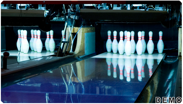 Bowling Alley Or Bowling Center