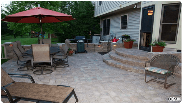Patio and Pavers