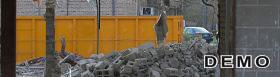 Contractors Dumpster