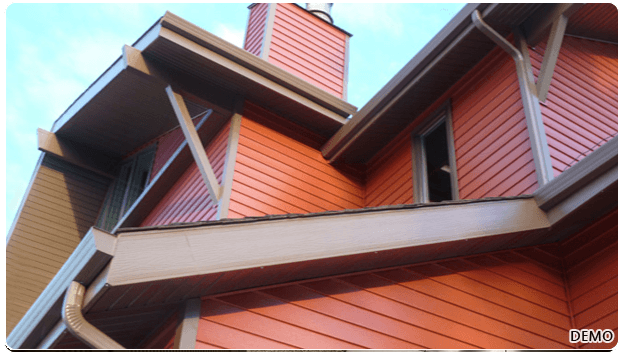 Seamless Metal Gutters