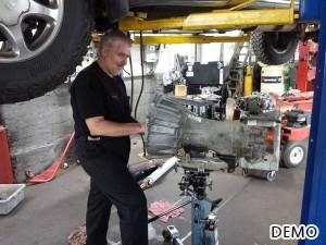 10_Manual Transmission Repair