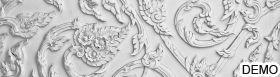 Stucco Bands/Designs